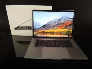 "MacBook PRO RETINA 15.4"" 2017/i7 2.8 GHz/16GB RAM/512GB SSD - Grafika - Applecare"