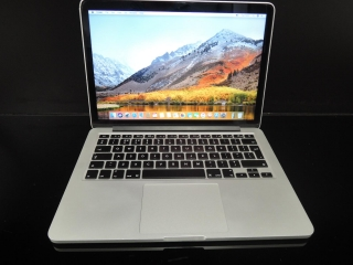 "MacBook PRO RETINA 13.3""CTO/i5 2.8GHz/8GB RAM/512GB SSD"