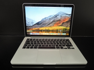 "MacBook PRO RETINA 13.3""/i5 2.8GHz/8GB RAM/512GB SSD"