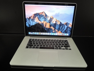 "MacBook PRO RETINA 15.4"" /i7 2.5 GHz/16GB RAM/512GB SSD Applecare"