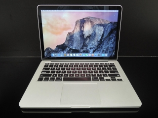 "MacBook PRO RETINA 13.3""/i7 2.9 GHz/8GB RAM/750GB SSD"