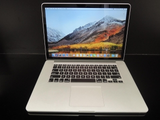 "MacBook PRO RETINA 15.4"" /i7 2.2 GHz/16GB RAM/256GB SSD"