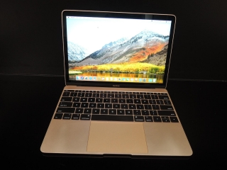 "MacBook RETINA 12"" 2017/i5 1.3 GHz/8GB RAM/512GB SSD"