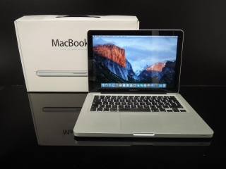"MacBook PRO 13.3""/i5 2.4 GHz/8GB RAM/500GB HDD"