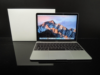 "MacBook RETINA 12"" Silver /1.2 GHz/8GB RAM/512GB SSD"