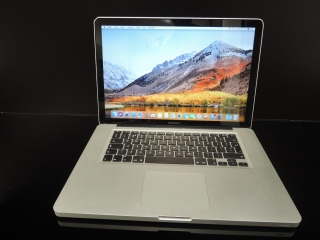 "MacBook PRO 15.4"" /i7 2 GHz/8GB RAM/750GB HDD"