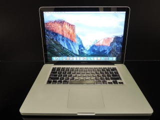 "MacBook PRO 15.4"" /i7 2.3 GHz/16GB RAM/250GB SSD"