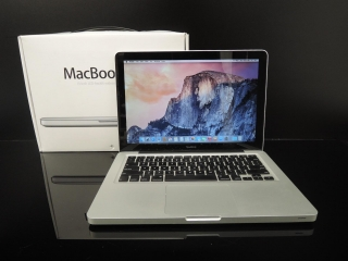 "MacBook UNIBODY 13.3""/C2D 2 GHz/4GB RAM/160GB HDD"