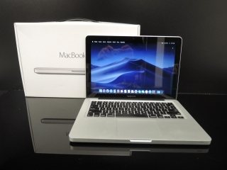 "MacBook PRO 13.3""/i7 2.9 GHz/8GB RAM/750GB HDD"