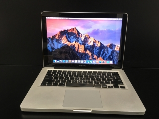 "MacBook PRO 13.3""/C2D 2.4 GHz/8GB RAM/250GB SSD"
