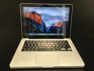 "MacBook PRO 13.3""/C2D 2.4 GHz/4GB RAM/640GB HDD"