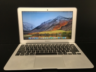 "MacBook AIR 11.6""/i5 1.6GHz/4GB RAM/128GB SSD"