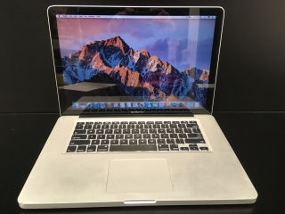 "MacBook PRO 15.4"" /i7 2.2 GHz/4GB RAM/750GB HDD"