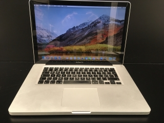 "MacBook PRO 15.4"" /i5 2.53 GHz/8GB RAM/500GB HDD"