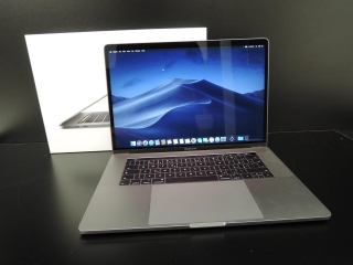 "MacBook PRO RETINA 15.4"" 2017/i7 2.8 GHz/16GB RAM/256GB SSD"