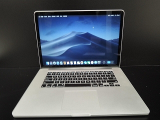 "MacBook PRO RETINA 15.4"" /i7 2.3 GHz/16GB RAM/256GB SSD"