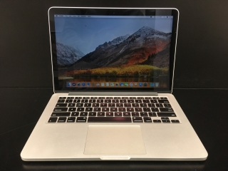 "MacBook PRO RETINA 13.3""/i5 2.6GHz/16GB RAM/256GB SSD"