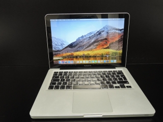 "MacBook PRO 13.3""/C2D 2.4 GHz/4GB RAM/128GB SSD + 750GB HDD"