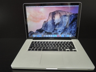 "MacBook PRO 15.4""/C2D 2.53 GHz/8GB RAM/750GB HDD"