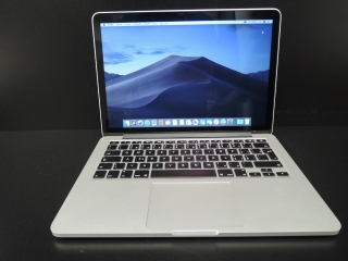 "MacBook PRO RETINA 13.3""/i5 2.4GHz/4GB RAM/128GB SSD"