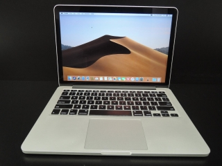 "MacBook PRO RETINA 13.3""/i5 2.6GHz/8GB RAM/256GB SSD"