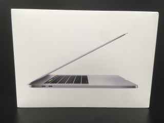 "MacBook PRO RETINA 15.4"" 2018/i7 2.6 GHz/16GB RAM/512GB SSD"