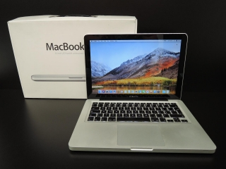"MacBook PRO 13.3""/i7 2.7 GHz/8GB RAM/256GB SSD"