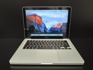 "MacBook PRO 13.3""/i5 2.5 GHz/4GB RAM/500GB SSD"