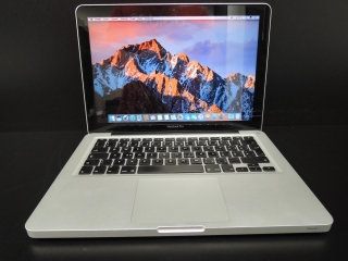 "MacBook PRO 13.3""/C2D 2.4 GHz/4GB RAM/480GB SSD"