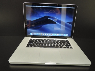 "MacBook PRO 15.4"" /i7 2.3 GHz/8GB RAM/320GB HDD"