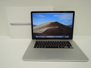 "MacBook PRO RETINA 15.4"" /i7 2 GHz/8GB RAM/256GB SSD"