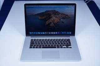 "MacBook PRO RETINA 15.4"" /i7 2.6 GHz/8GB RAM/512GB SSD"