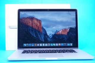 "Macbook Pro RETINA 15.4"" / I7 2.5GHZ / 16GB RAM / 512GB SSD"